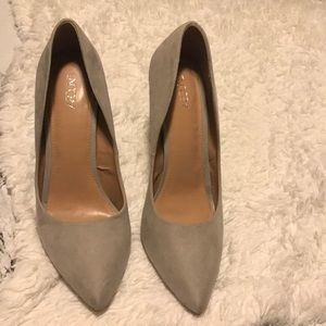 Abound grey pumps